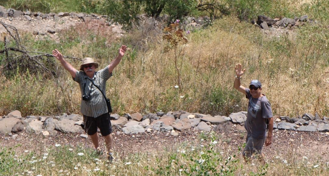 Pedro-Carlos-Hiking-Gamla