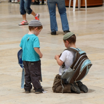 Jerusalem-Jewish-boys
