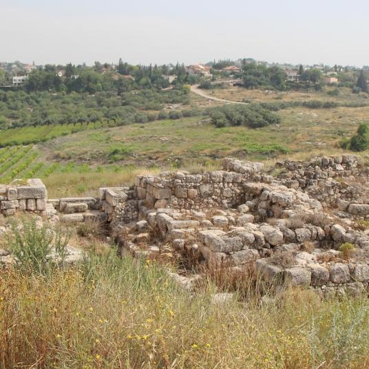 Tel-Gezer
